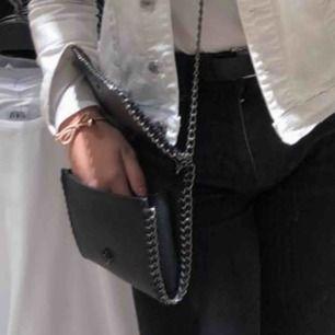 En väska i ny skick från Ullared as snygg och perfekt till sommaren ✨✨ mer frågor skriv