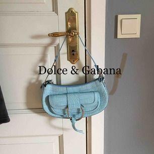 Vintage Dolce & Gabana väska.