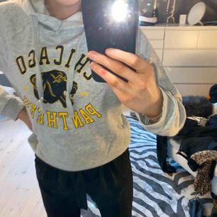 Superskön och snygg hoodie från Gina tricot!! I väldigt bra skick, köparen står för frakten💕