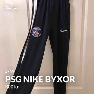 PSG Nike byxor endast testade