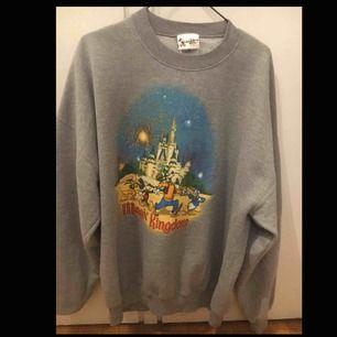 En Disney hoodie som jag använt en gång är i super fint skick kommer tyvärr inte till användning