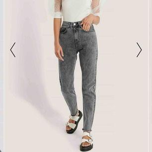 Snygga jeans från nakd , aldrig använda alltså nyskick , köpte för 500 !