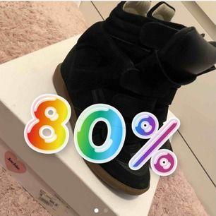 Snygga isabel marant skor! Nu rabatt 80% Från 1500 till 1200kr fri frakt 🚚