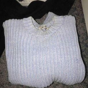 Stickad tröja från Carin Wester. Frakt tillkommer 70kr