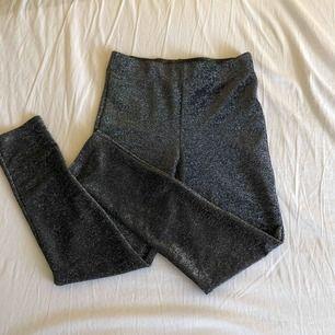 Glitterbyxor! Snygga byxor som aldrig använts!