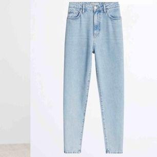 Fina jeans som är köpta i vintras som inte kommer till användning längre. Köparen står för frakt 💖💘💓skriv för fler bilder