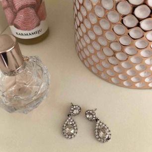 Lily&Rose örhängen i silver. Nyskick.