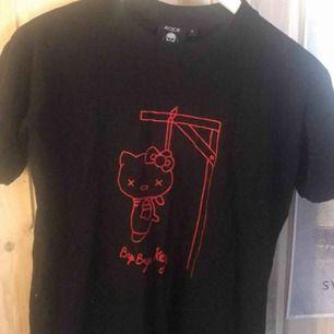 as ball t-shirt med kitty tryck