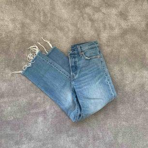 Säljer dessa superfina Levi's Jeansen i storlek 26. Inget att anmärka på