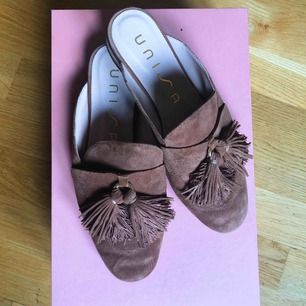 Leather loafers from Unisa size 37  Only worn a few times. (Full price 1600 NOK)  Buyer pay for postage
