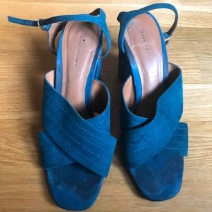 Nice shoes from Zara. Well kept.  Buyer pay postage.