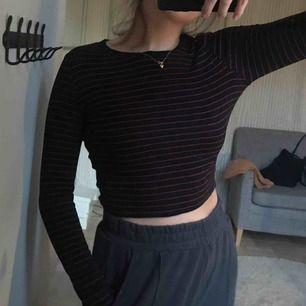 Långärmad tröja från Zara. Storlek M men passar även mig som är S. Skönt material & bra skick