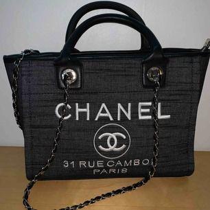 CHANEL 31 Rue Cambon Tote väska.KOPIA!!! ANVÄND ngr gånger. I bra skick.