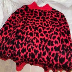 Säljer min snygga leopardtröja Fraktar ändast❣️ Storlek M 90kr