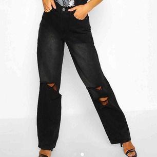 Säljer mina snygga jeans ifrån Boohoo💜
