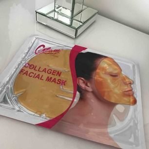 Collagen face mask helt oanvänd!