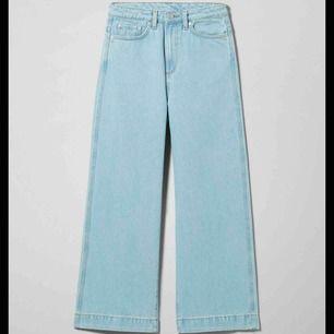 sommriga jeans från weekday i storleken 26 vid snabb affär kan priset diskuteras, köparen står för frakten!!💗💗