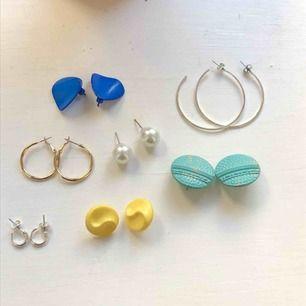 Säljer fler örhängen. 25kr styck:)