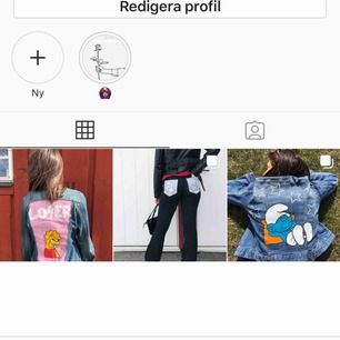 """HEEEJ HÖRNI!! Jag har ett konto på Instagram som heter """"Uniquebylalique"""", där jag målar egna plagg samt andra plagg. Checka in kontot🙆🏽♀️💜 Kommer mycket mer saker inom kort 💜🌂🦄🔮🙆🏽♀️"""