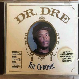 CD-skiva, Dr Dre, The Chronic!!