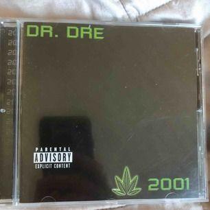 Cd, Dr Dre, 2001 🐊☘️