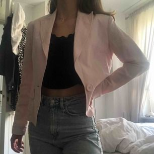 Cool rosa vintage kavaj💓