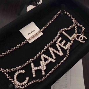 Intressekoll för så ballt Chanel midje smycke som är replica!