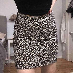 leopard kjol 🐆❣️fraktar emot kostnad eller möts i Uppsala!