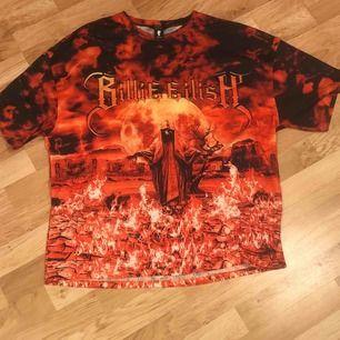 Billie Eilish Flame Shirt Går inte att köpa längre. Köpt på bershka i Amsterdam. Startpris 300kr, buda