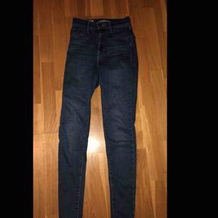 Snygga jeans från Levi's i modellen Mile high superskinny!