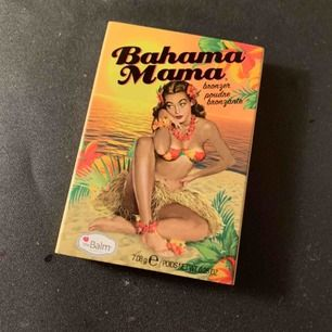 Bahama mama från the balm, frakt 22kr