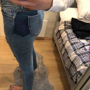 Supercoola jeans från Mango! Fint skick. Fraktar eller möts upp på lidingö!
