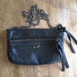 Zadig & Voltaire väska!! Använd men i bra skick.