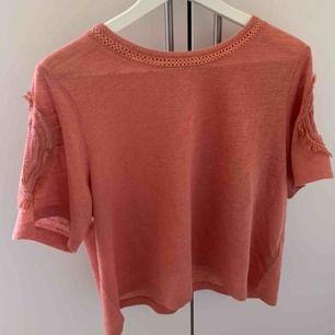 Tröja/ blus från hm i rostig rosa.