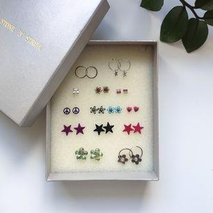 Små söta örhängen som inte kommer till användning längre 🌼 10kr/st eller 20kr om du vill ha flera 🌼 Har fler andra smycken till salu på sidan🌷