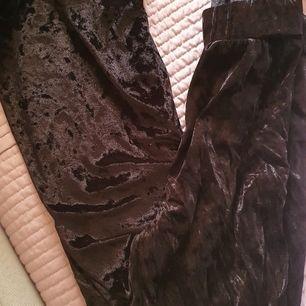 Sammets byxor (frakt tillkommer)