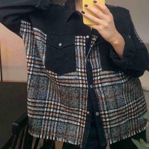 Zara jacka snygg som fan men använder knappt