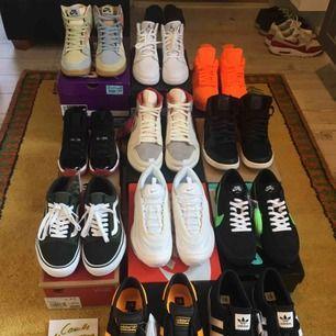 Sneakers ute till salu! Gå in o kika på min IG @streetwear4camille och se om du kanske hittar något som passar!