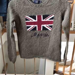 Stickad tröja från Morris Stockholm Stl XS Sparsamt använd - i nyskick Kommer från ett rökfritt hem Köparen betalar frakten