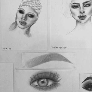 Säljer realistiska teckningar. Skicka bara en bild till mig så ritar jag av den! (Bilderna är exempel ritade av mig😝) Frakt 10 kr❤️ Välj mellan A4 eller A5 papper (kostar lika mycket) pris kan diskuteras om bilden är simpel