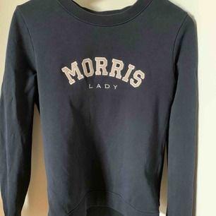 Jag säljer min Morris lady tröja då den inte används längre. Använd den sparsamt så den är i gott skick. Storlek S🥰