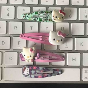 Hello kitty-clips
