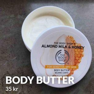 Body butter från The body shop.