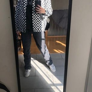 Ascool jeans jacka🤍🖤🤍