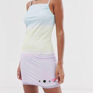 söker denna klänning ifrån Asos i Strl 34-36! Hör av dig om du vill sälja en eller vet någon som säljer, tack☺️