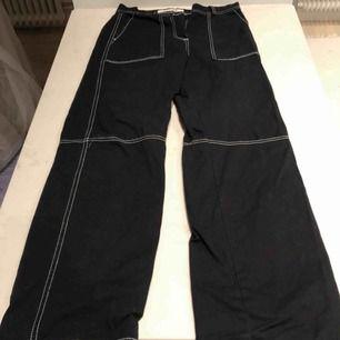 Säljer dessa coola och bekväma byxor från Junkyard då de inte är min stil längre. Använda FÅTAL gånger och i bra skick!!