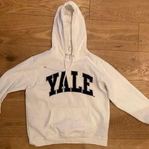 YALE hoodie- vit