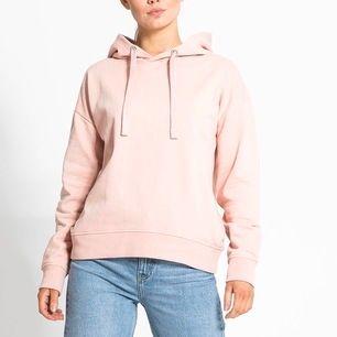 Rosa hoodie- Aldrig använd