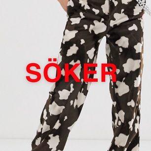 Om någon säljer dessa byxor så hör av dig då de är slutsålda överallt!