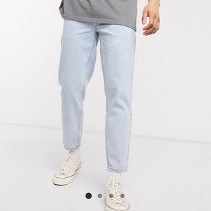 Helt oanvända jeans från asos egna märke köpta för en vecka sen för 279kr. Skriv för fler bilder☺️